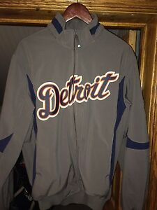 Detroit Tigers Jacket Medium