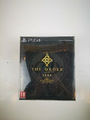 (Wi1) The Order 1886 Blackwater Edition PS4