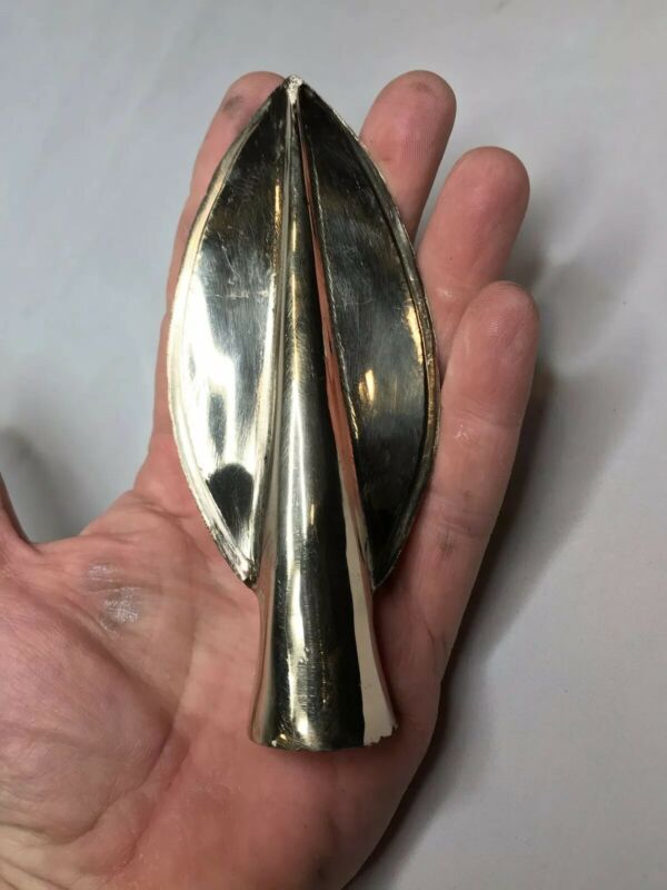 Bronze Age Spear Head And Reproduction By Chris Levatino