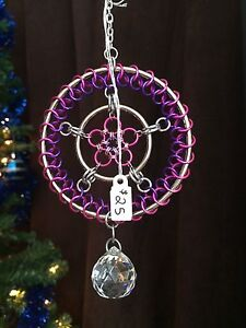 Handmade chain maille sun catchers  Belleville Belleville Area image 2