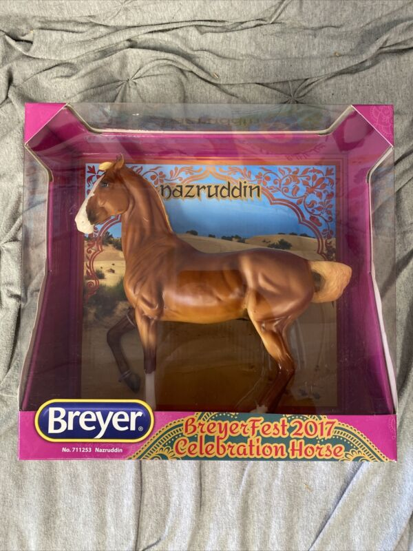 Breyerfest 2017 Celebration Horse Nazruddin