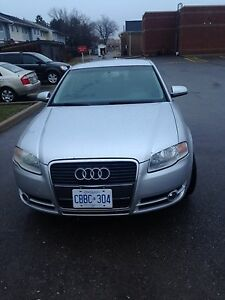 2006 Audi A4 2.0 litre 6 speed automatic