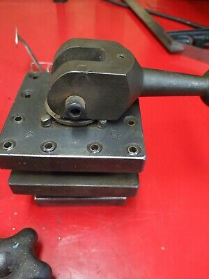 4 Way Turret Tool Post For 12 Inch Lathe
