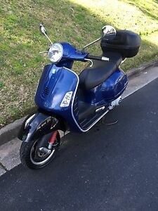 2005 Vespa GT200 Suit PX GTS GTV LX and Piaggio buyers Greenwich Lane Cove Area Preview