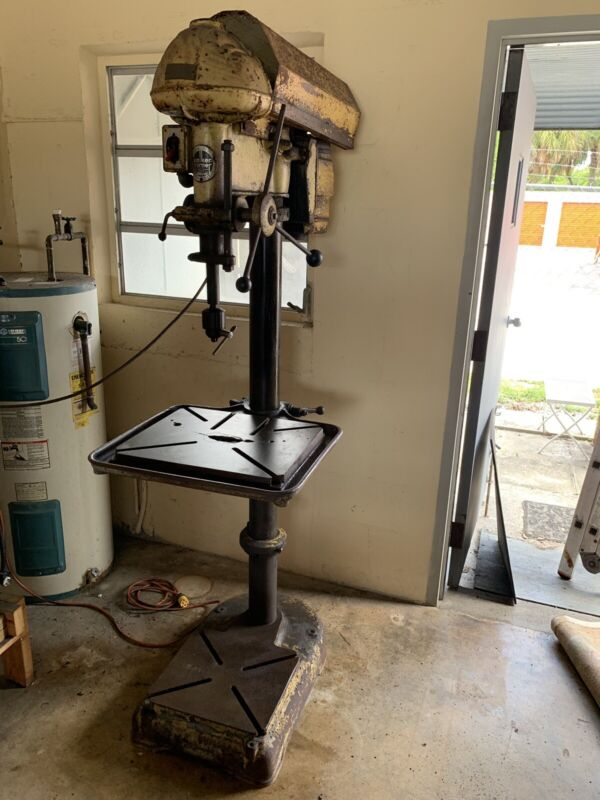 Walker Turner Industrial Drill Press