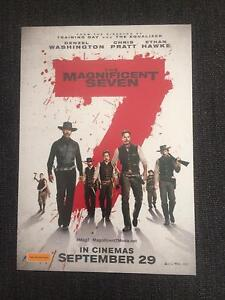 The Magnificent Seven double pass Aspley Brisbane North East Preview