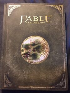 Fable anniversary collectors edition guide hardcover