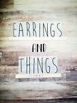 Earrings and Things
