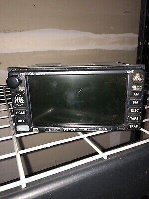 2003 2004  86120-35240 TOYOTA 4RUNNER JBL RADIO VOICE Navigation