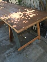 Trestle table Valley View Salisbury Area Preview