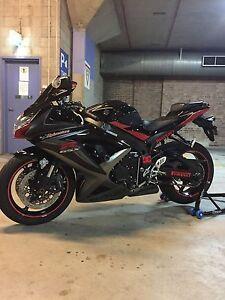 suzuki gsxr750 2010 not Yamaha not Kawasaki Sydney City Inner Sydney Preview