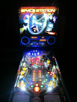 SPACE STATION Pinball LED Lighting Kit custom SUPER BRIGHT KIT