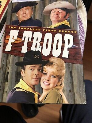 F-Troop - The Complete First Season (DVD, 2006, 6-Disc Set) for sale  Locust Valley