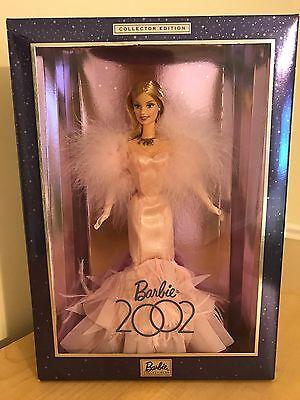 NRFB Barbie Doll 2002