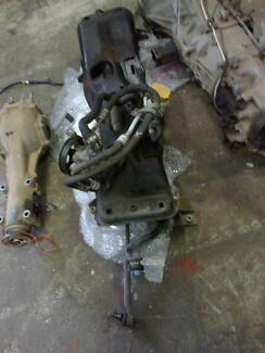 subaru sg forester power steering rack,2002 on shape,vgc St Marys Penrith Area Preview