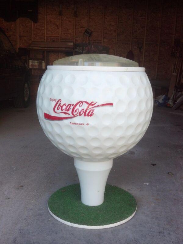 Coca Cola Collectible Cooler