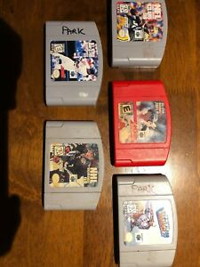 Nintendo 64. N64. Games lot
