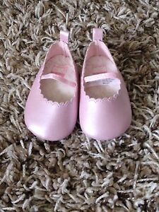 Baby Girl Shoes - Carter's 0-3