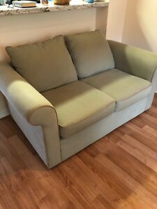 IKEA loveseat sofa