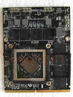 "661-5969 Video Card AMD Radeon HD 6970M 2GB for iMac 27"" Mid 2011 A1312"