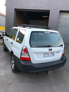 Subaru Forester X 2005 AWD %%% RWC & 8 MONTH REGO %%% TIMING DONE