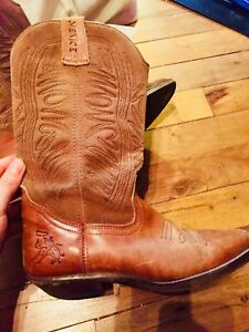 Bottes cowboy western boots