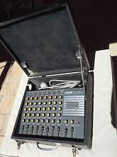 Boss BX-800 8 channel stereo mixing desk - $110 Tallebudgera Gold Coast South Preview