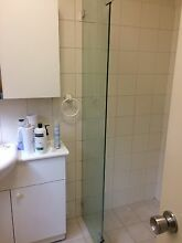 Free cabinet and showering glass Hunters Hill Hunters Hill Area Preview