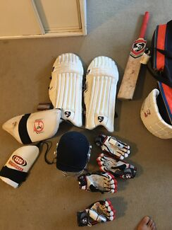 Urgent: Cricket Gear. $30 for everything