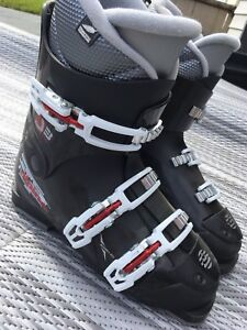Down hill ski's and boots (340 mm)
