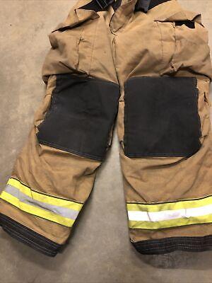 34x30 Globe Firefighter Pants Trousers Bunker Turnout Fire Gear 2011