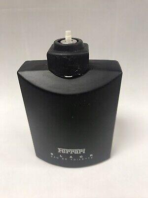 Ferrari Black By Ferrari Men Eau De Toilette Spray 4.2 Oz/125ml Read Description