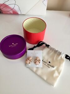 BRAND NEW IN BOX AUTHENTIC KATE SPADE EARRINGS $30!