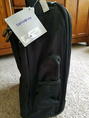 Samsonite Wheeled Laptop Backpack 17896 Black; NEW! Ship Daily!