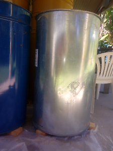 55 gallon galvanised drum as new $35 Tweed Heads South Tweed Heads Area Preview