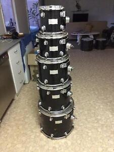 Drums Mapex Saturn Series 5 x Toms Yandina Maroochydore Area Preview