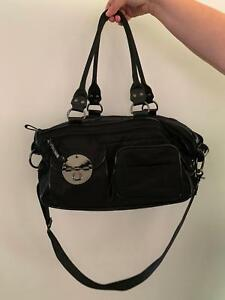 Mimco baby bag - black