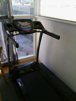 Treadmill Black NightTrain