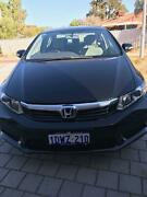 2012 Honda Civic VTI-L Sedan Auto Langford Gosnells Area Preview