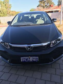 2012 Honda Civic VTI-L Sedan Auto Langford Gosnells Area Preview