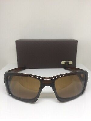 New Oakley Sunglasses Crankcase C. Rootbeer w/ Polarized Bronze Lens OO9165-07 for sale  Los Angeles