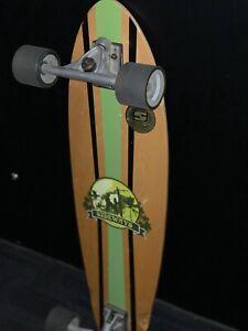 Longboard Sideways