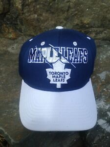 Toronto Maple Leafs Official NHL Gear Hat, new