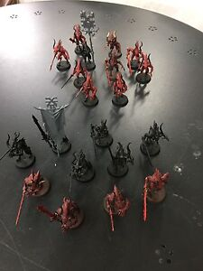 WARHAMMER 40K BLOODLETTERS OF KHORNE DAEMONS Hurlstone Park Canterbury Area Preview