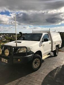 2012 Toyota Hilux Ute Flagstaff Hill Morphett Vale Area Preview