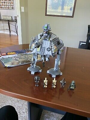 LEGO Star Wars 75043 AT-AP 100% Complete W/Instructions No Box