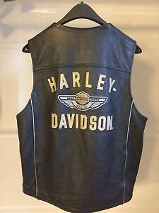 Harley Davidson 100th Anniversary Vest size M