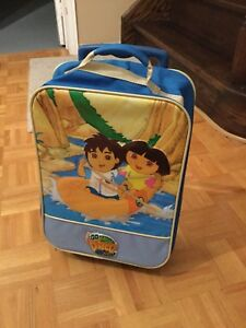 Diego suitcase for kids