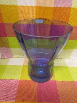 - DAYLIGHT FLOWERS  - Vase Blau h=~22cm  (V Day Dekorationen)