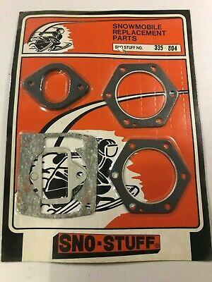 Cuyuna JLO 2F 440 4bt Gaskets NOS Sno Stuff Scorpion Columbia Vintage Snowmobile